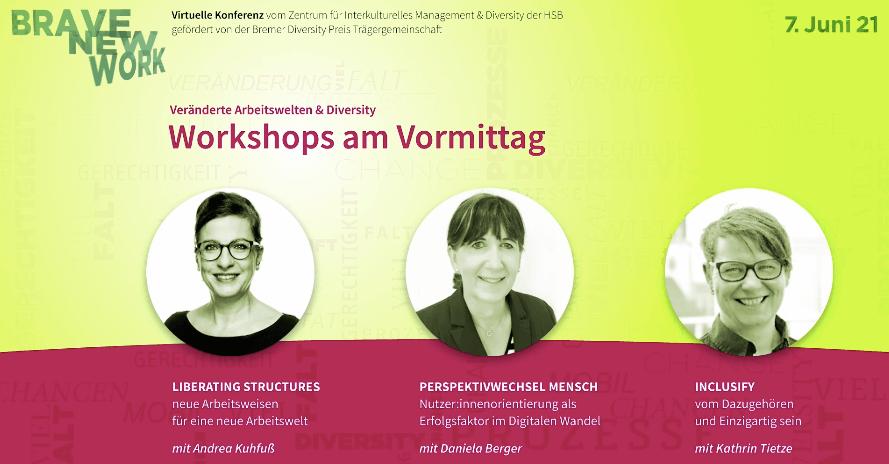 workshops vormittag